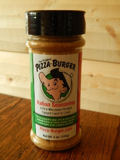 Pizza-Burger Brand Italian Seasoning